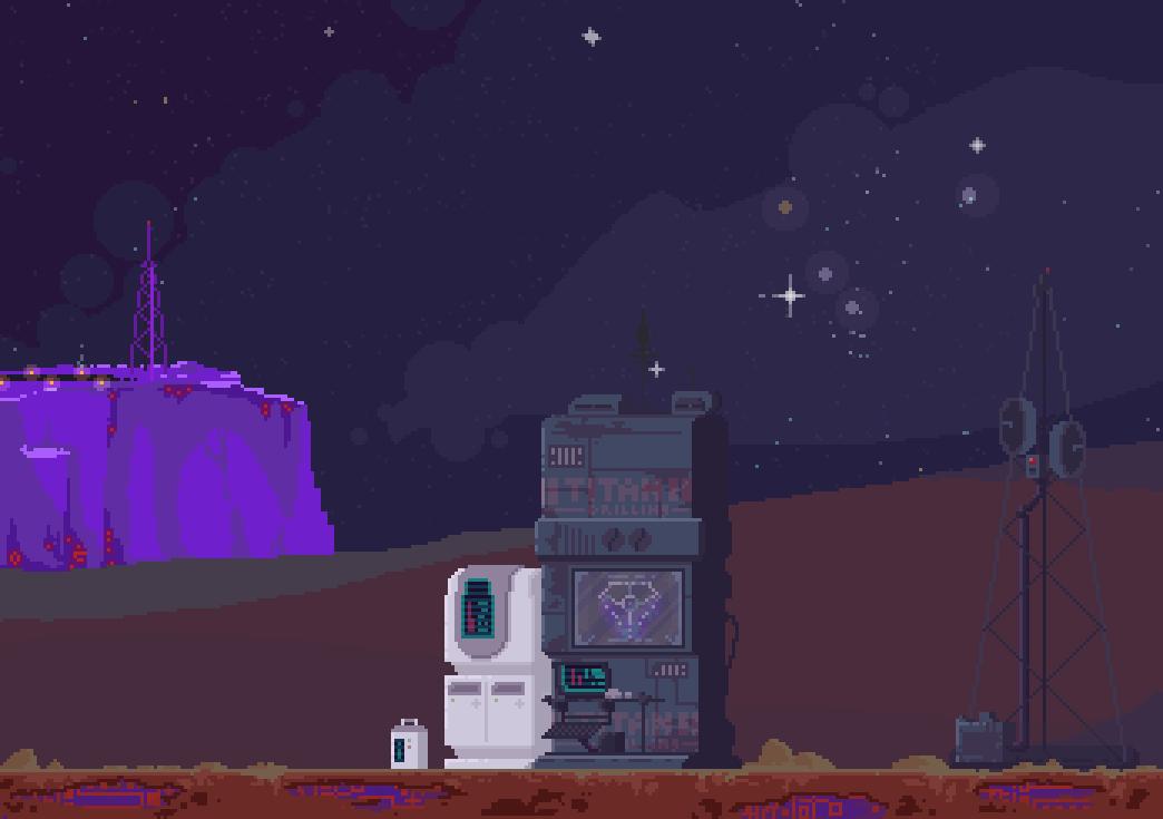 Radio tower and bat box